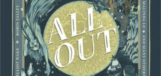 'All Out' by Saundra Mitchell featured image