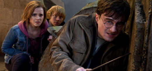 """Scene from """"Harry Potter and The Deathly Hallows"""""""