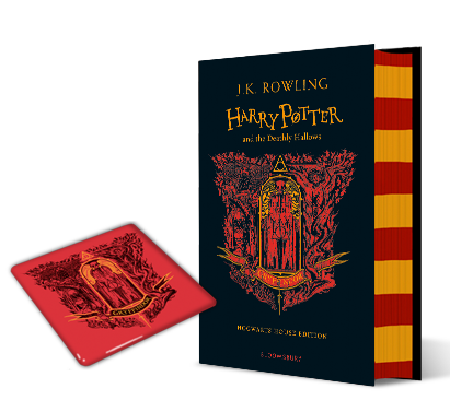 Deathly Hallows House Edition Gryffindor