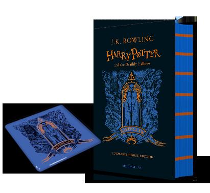 Deathly Hallows House Edition Ravenclaw