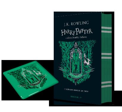 Deathly Hallows House Edition Slytherin
