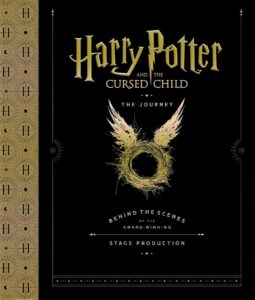Book Cover of 'Harry Potter and the Cursed Child The Journey'