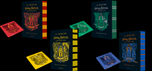 Harry Potter and the Deathly Hallows House Editions