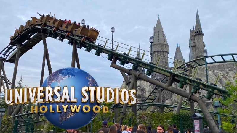 Universal Studios Hollywood reports new guidelines for out-of-state guests.