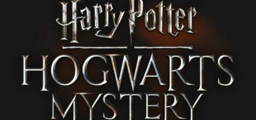 Hogwarts Mystery logo