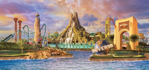 Universal Studios reports significant financial loss as a result of closures around COVID.