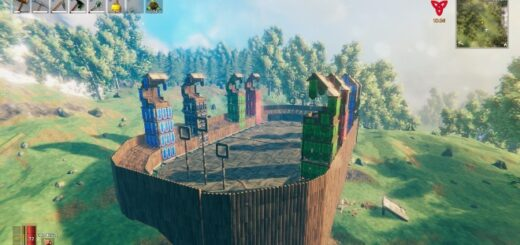 """Redditor Zabore began recreating Hogwarts School of Witchcraft and Wizardry from the """"Harry Potter"""" films in the new survival game """"Valheim."""""""