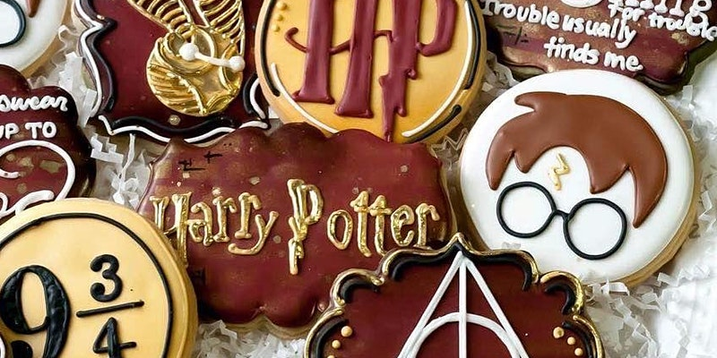 Decorate something delicious with a magical baking class.