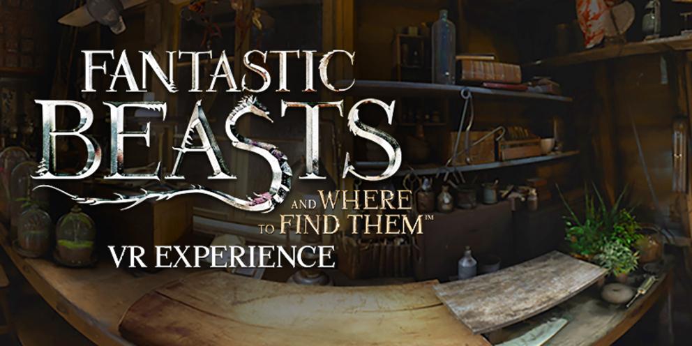 Fantastic Beasts videogame