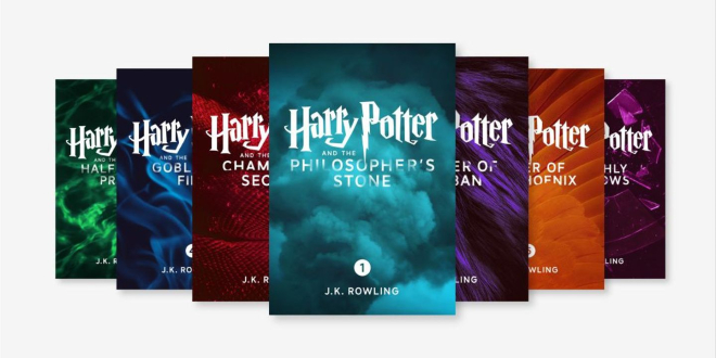 Harry Potter Ebooks Enhanced