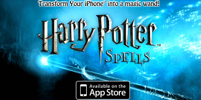 Harry Potter Spells game