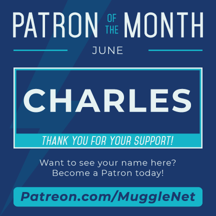 Patron of the Month, June, Charles