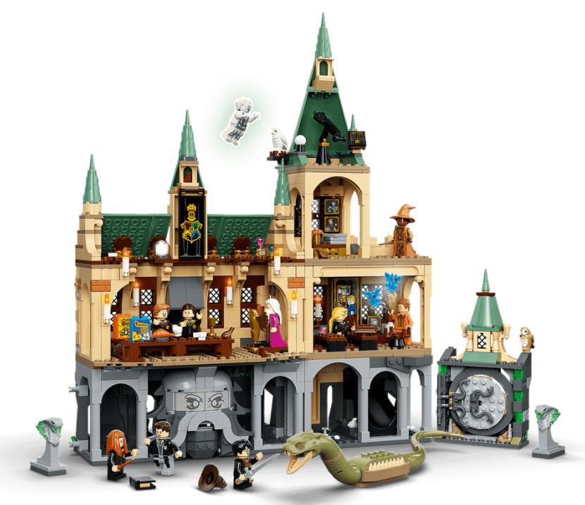 Hogwarts Chamber of Secrets 76389