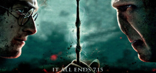 Deathly Hallows Part-2 movie poster