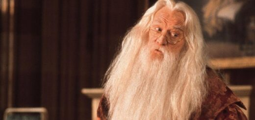 Albus Dumbledore, the highest-grossing non MCU character.