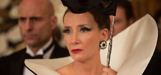 """Emma Thompson as The Baroness in """"Cruella"""""""