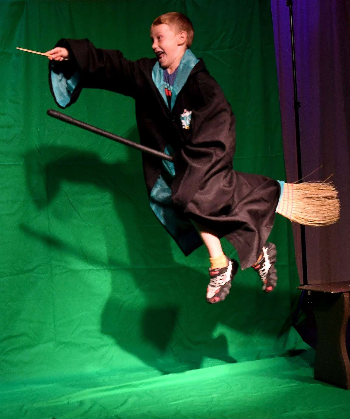 "Children at All Saint's Episcopal School enjoyed a ""Harry Potter""-themed summer camp."