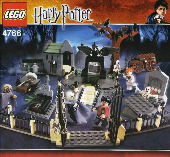 Box design for Graveyard Duel 4766.