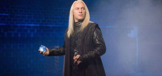 This is Lucius with the prophecy.