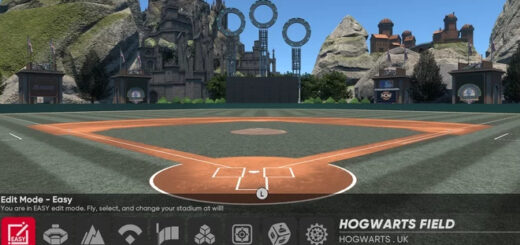 Baseball gets an upgrade and a magical twist.