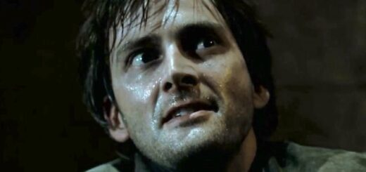 This is David Tennant as Barty Crouch Jr.