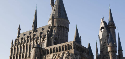 Spellcasters school is being remodeled after Hogwarts.