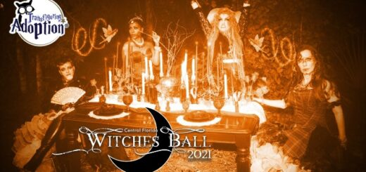 On October 16, Tea and Tarot Emporium & Events, in association with Isle of Valhalla, will be holding the inaugural Central Florida Witches Ball benefitting the charity Transfiguring Adoption.