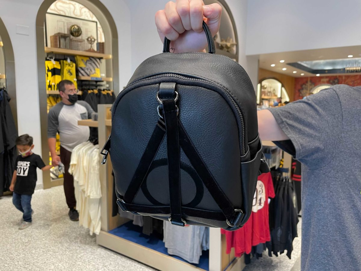 Deathly Hallows mini backpack