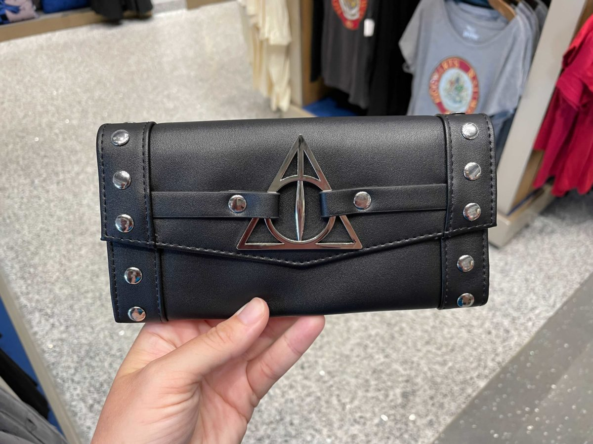 Deathly Hallows wallet