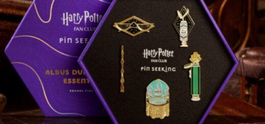 Harry Potter Fan Club Dumbledores Objects