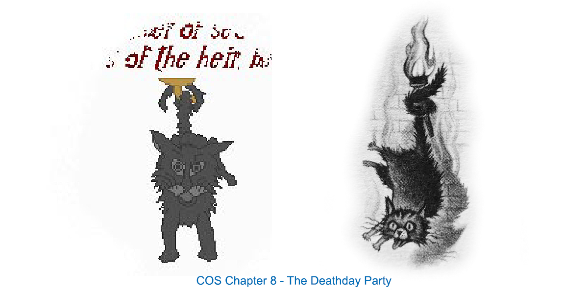Chapter Images Redrawn by Eric Scull, COS 8