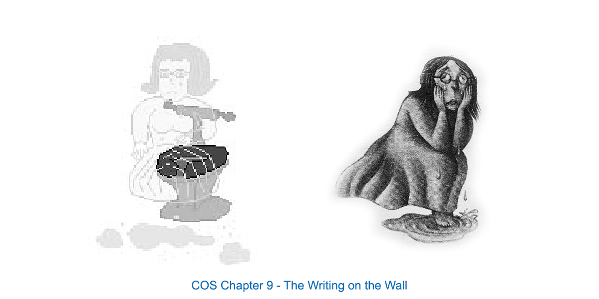 Chapter Images Redrawn by Eric Scull, COS 9