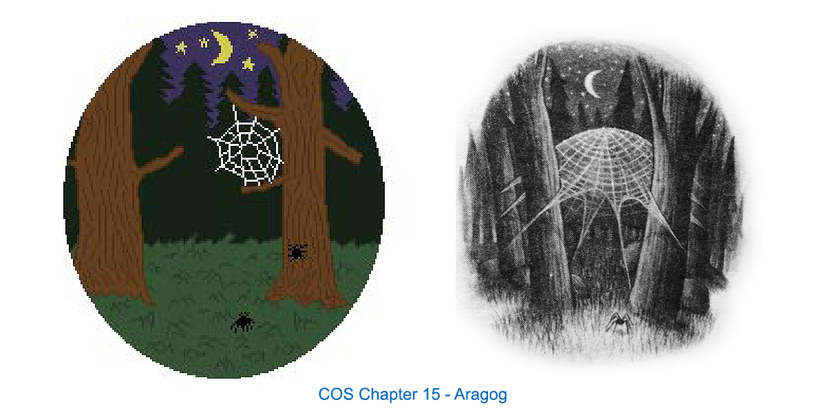 Chapter Images Redrawn by Eric Scull, COS 15