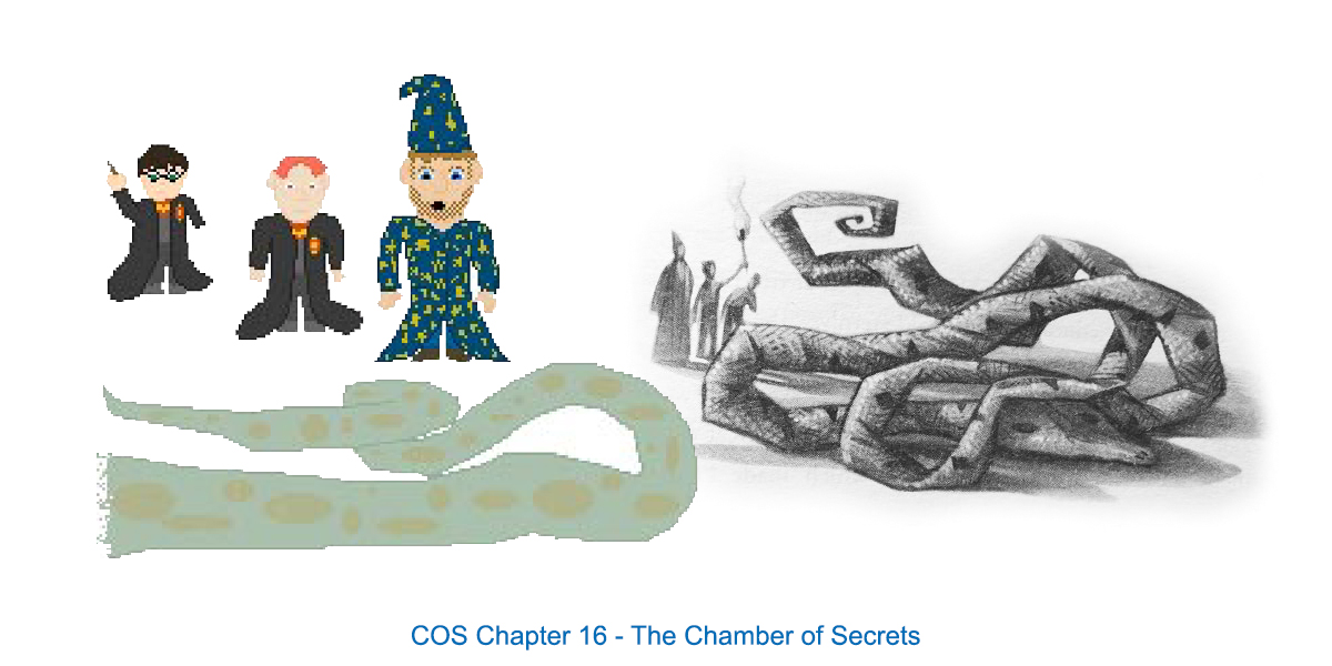 Chapter Images Redrawn by Eric Scull, COS 16