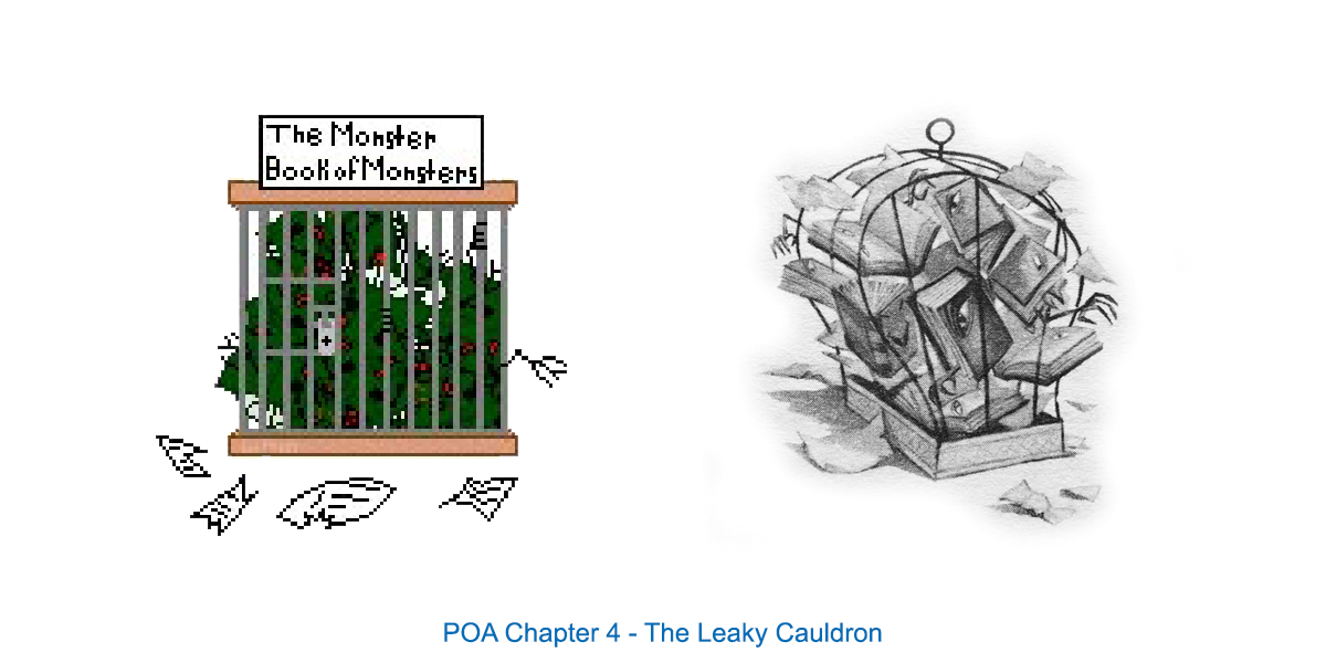 Chapter Images Redrawn by Eric Scull, POA 4