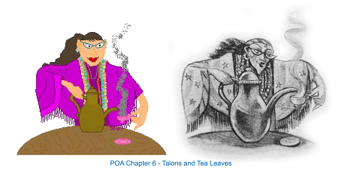 Chapter Images Redrawn by Eric Scull, POA 6