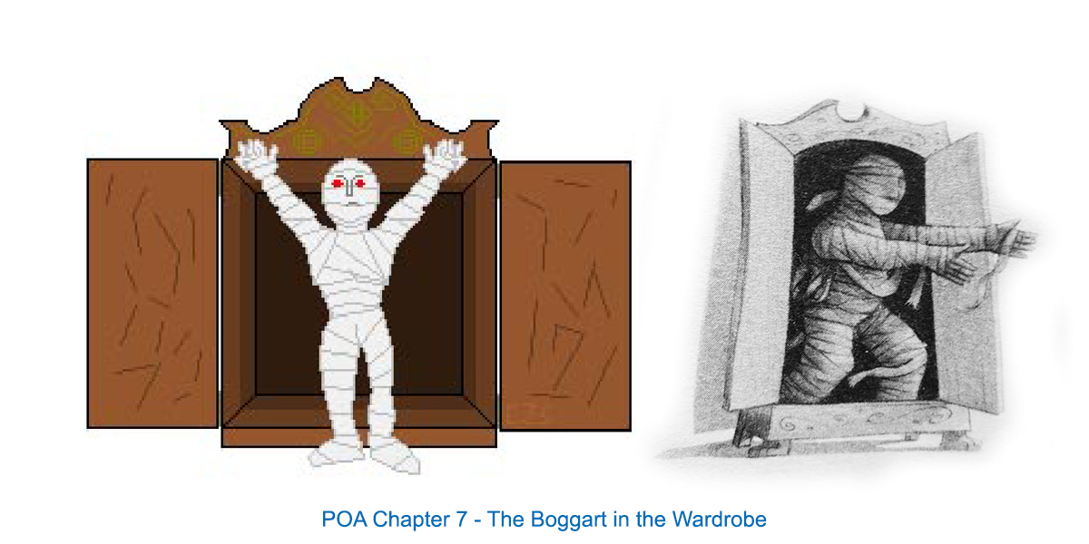 Chapter Images Redrawn by Eric Scull, POA 7