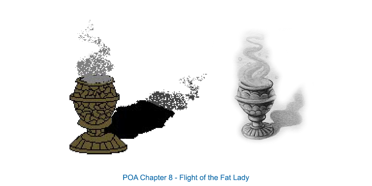 Chapter Images Redrawn by Eric Scull, POA 8
