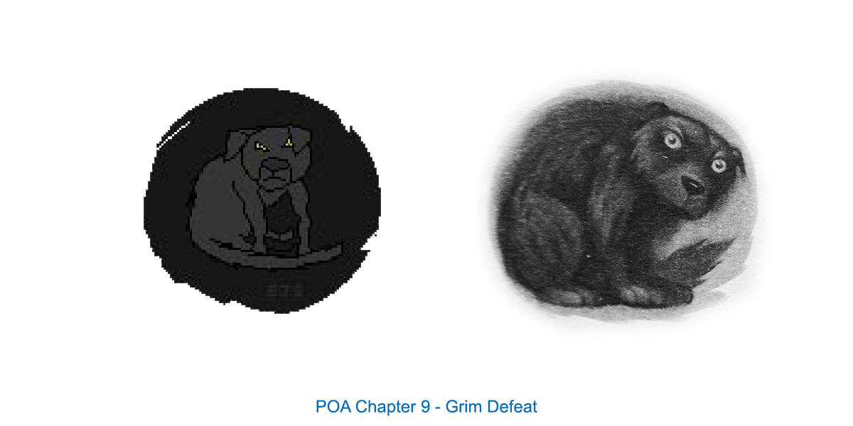 Chapter Images Redrawn by Eric Scull, POA 9