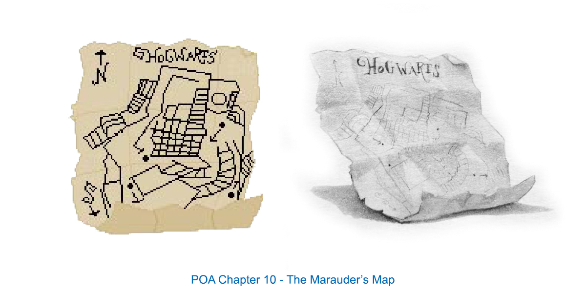 Chapter Images Redrawn by Eric Scull, POA 10