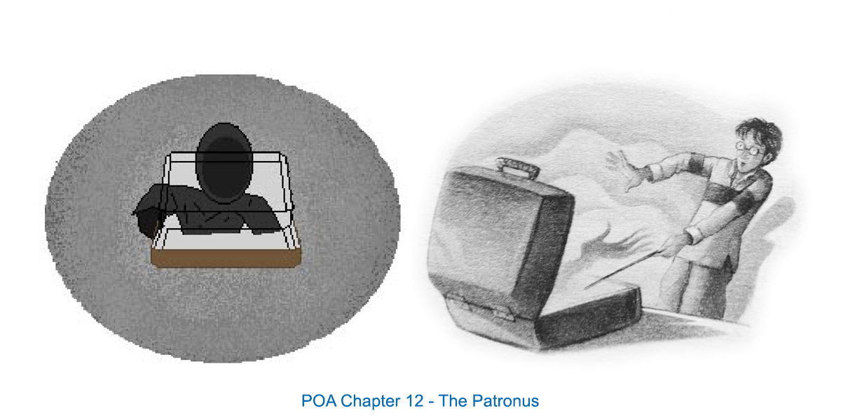Chapter Images Redrawn by Eric Scull, POA 12