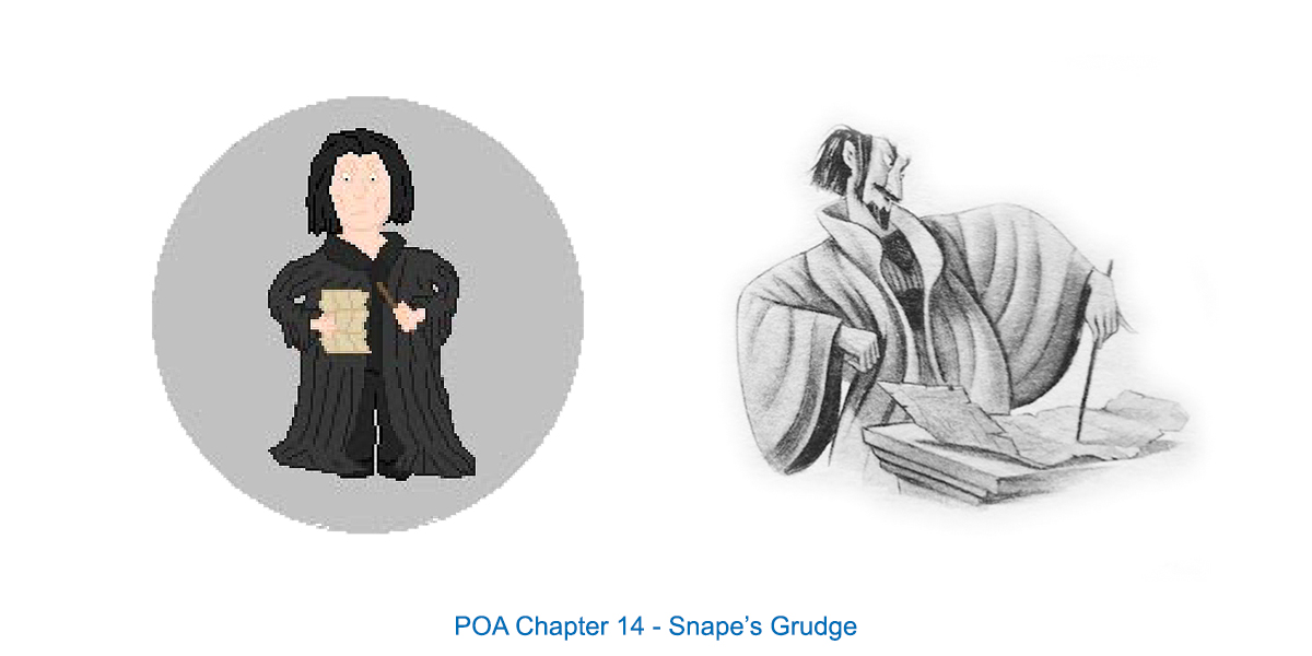 Chapter Images Redrawn by Eric Scull, POA 14