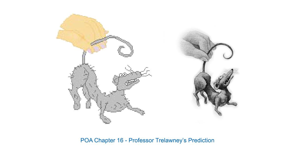 Chapter Images Redrawn by Eric Scull, POA 16