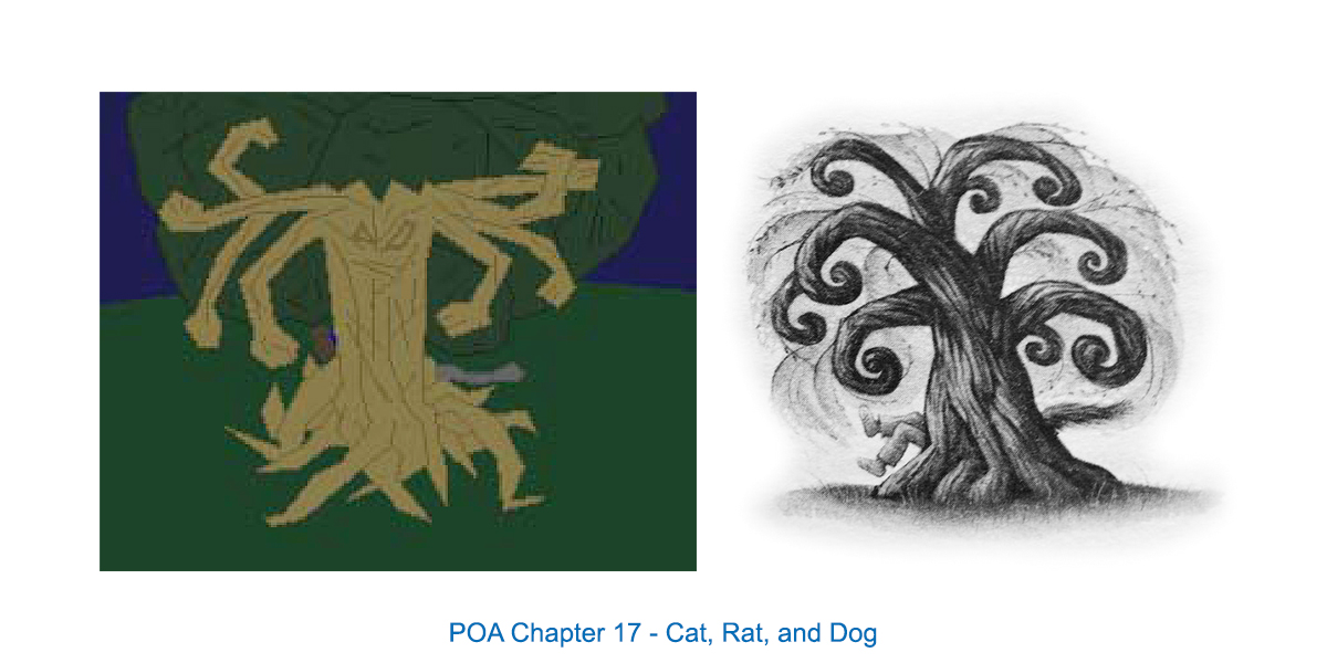 Chapter Images Redrawn by Eric Scull, POA 17