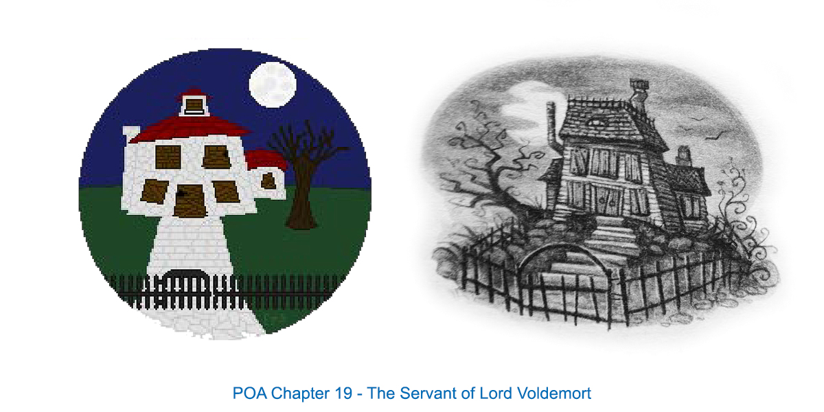 Chapter Images Redrawn by Eric Scull, POA 19