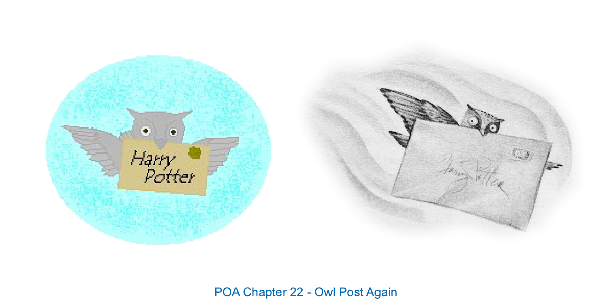 Chapter Images Redrawn by Eric Scull, POA 22