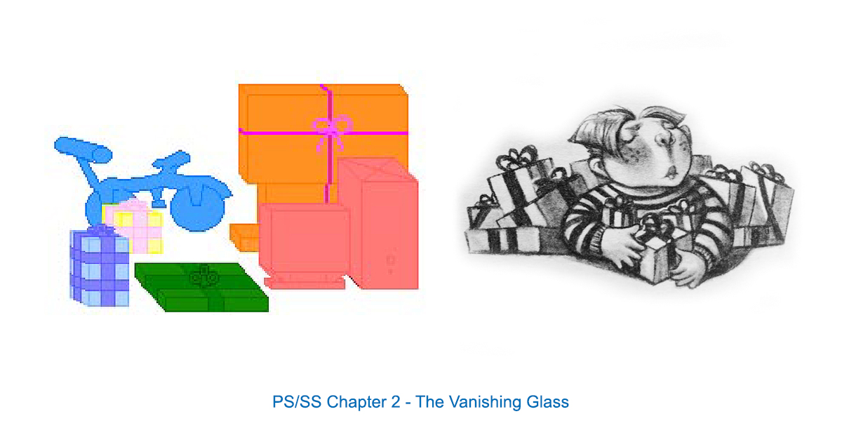 Chapter Images Redrawn by Eric Scull, SS 2