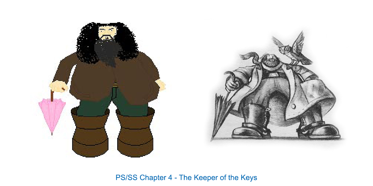 Chapter Images Redrawn by Eric Scull, SS 4