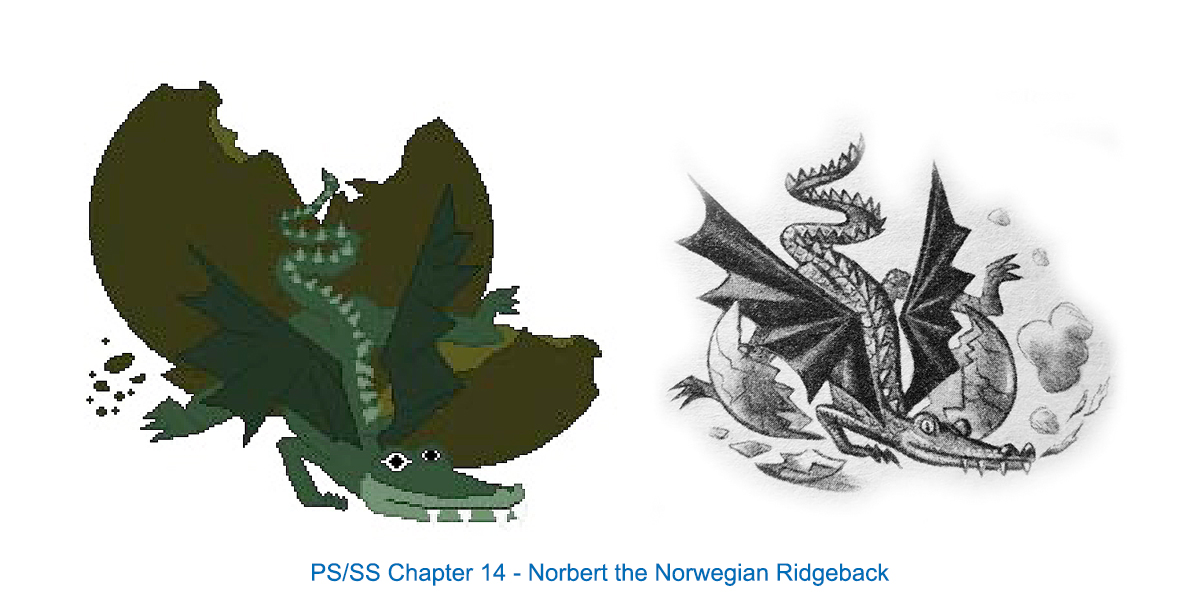 Chapter Images Redrawn by Eric Scull, SS 14