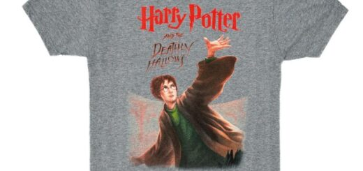 Harry Potter out of Print Shirt